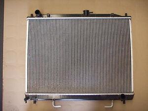 Radiator Mitsubishi Pajero NM NP NS NT Core Height 500mm 3.5L 3.8L 2.8L Petrol