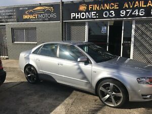 C 2006 audi luxury car drive great cheap with Rwc save $$$$