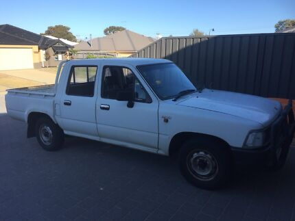Wanted: Toyota hilux