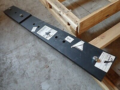 New Snow Wolf 10 Cutting Edge Kit For Ultra Plow Snow Blade P50011-h