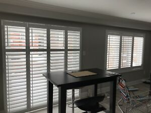 Itech blinds and shutter