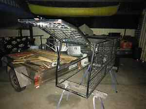 Dog Box Canopy Ute Cage Wangaratta Wangaratta Area Preview