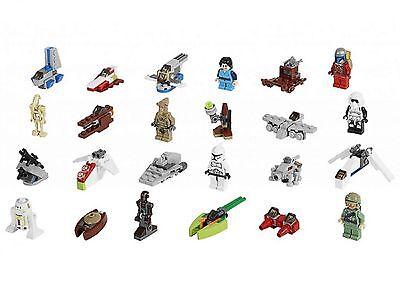 Genuine Lego Star Wars Minifigure 75023 Advent Calendar 2013 Choose One
