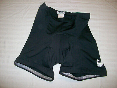 PEARL IZUMI CYCLING BICYCLE SHORTS WOMENS LARGE ROAD/MOUNTAIN BIKE SHORTS NICE!