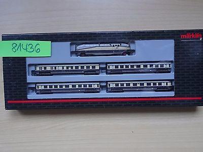 """Märklin Miniclub Z Art 81436 Zugpackung """"Henschel Wegmann - Neuware"""