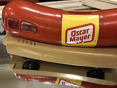 Vintage Oscar Mayer Hot Dog Bank!
