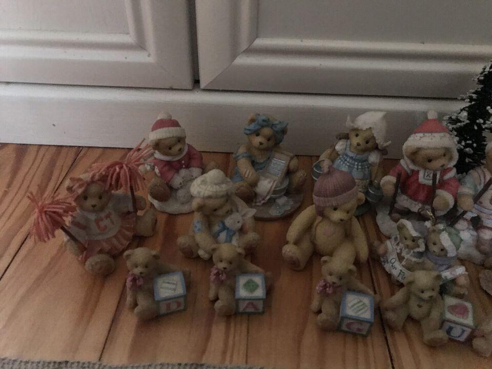 Cherished Teddies Sammlung Sammler Weihnachtsfiguren 17 Teilig in Niedersachsen - Seevetal