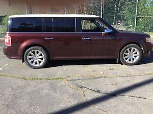 Ford Flex 2009 ltd all wheel drive