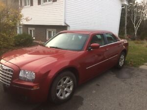 Chrysler 300 (only 125,000 kms!)