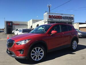 2015 Mazda CX-5 GT AWD - LEATHER - SUNROOF - REVERSE CAM