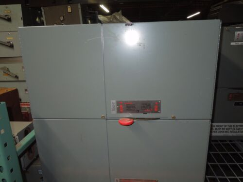 Eaton/cutler Hammer Eeswr360400tb2 400a 3ph 600v Fusible Panelboard Switch Recon