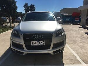 Audi Q7 2009 Roxburgh Park Hume Area Preview