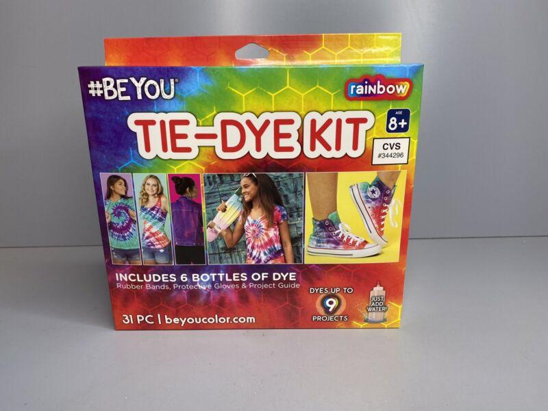 #BeYou Rainbow Tie-Dye Kit, Old New Stock