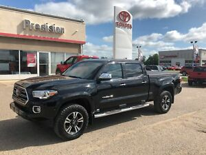 2016 Toyota Tacoma Limited Accident Free!!Extended Warranty!...