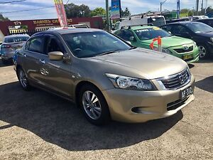 2008 Honda Accord 2.4 I-VTEC AUTOMATIC GOLD Sedan Lansvale Liverpool Area Preview