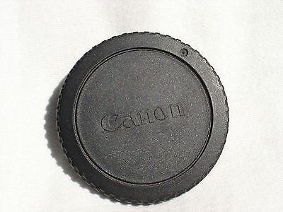 Genuine Canon RF-3 Camera Body Cap for Canon EOS Cameras EF Canon Eos Camera Body Cap