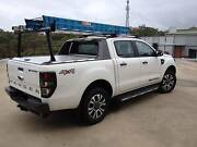 Ford Ranger Wildtrak Ladder Rack Tradesman Rack Roof Rack Roller Hornsby Hornsby Area Preview