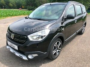 Dacia Lodgy Stepway Celebration Blue dCi 115 Voll