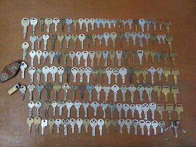 Lot Of 154 Assorted Keys