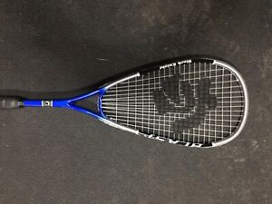 Raquette squash black knight sq3770