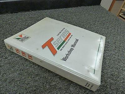 Lister Petter T Series Ts Tr Tx Diesel Engine Shop Service Repair Manual Book