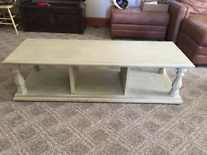 Coffee table/tv unit