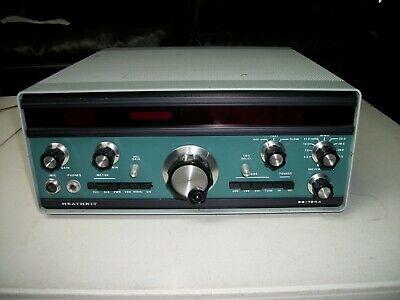 Vtg. Heathkit SB-104a Radio Transceiver/Citizens Band Radio/Untested looks Good