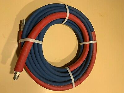 14 X 50 Carpet Cleaning Solution Hose-high Pressure - 4000 Psi - 300f - New