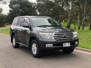2008 LAND-CRUISER 200 SERIES UZJ200 VX 4X4 AUTO V8 LEATHER SUNROOF Torrensville West Torrens Area Preview