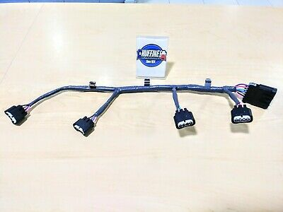 New OEM Ignition Coil Harness - 2004-2011 GM Models w/4.4L & 4.6L (12602860)