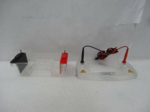 VWR Mini Horizontal Electrophoresis System Model 89032-288 Gel Box