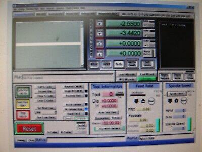 Mach3 CNC Software Stepper motor YOU GET DISKS free USA shpping