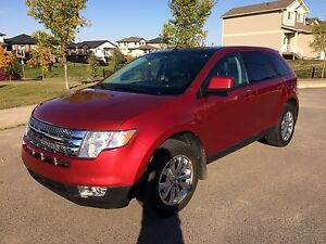 2007 Ford Edge SEL Plus SUV, AWD, Ford remote start