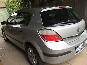 2005 Holden Astra Sedan Caulfield North Glen Eira Area Preview