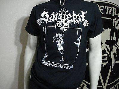 sargeist Black Short Sleeve T-shirt