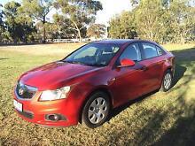 2011 Holden Cruze Sedan Sunbury Hume Area Preview