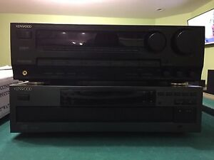Kenwood Receiver / CD Changer