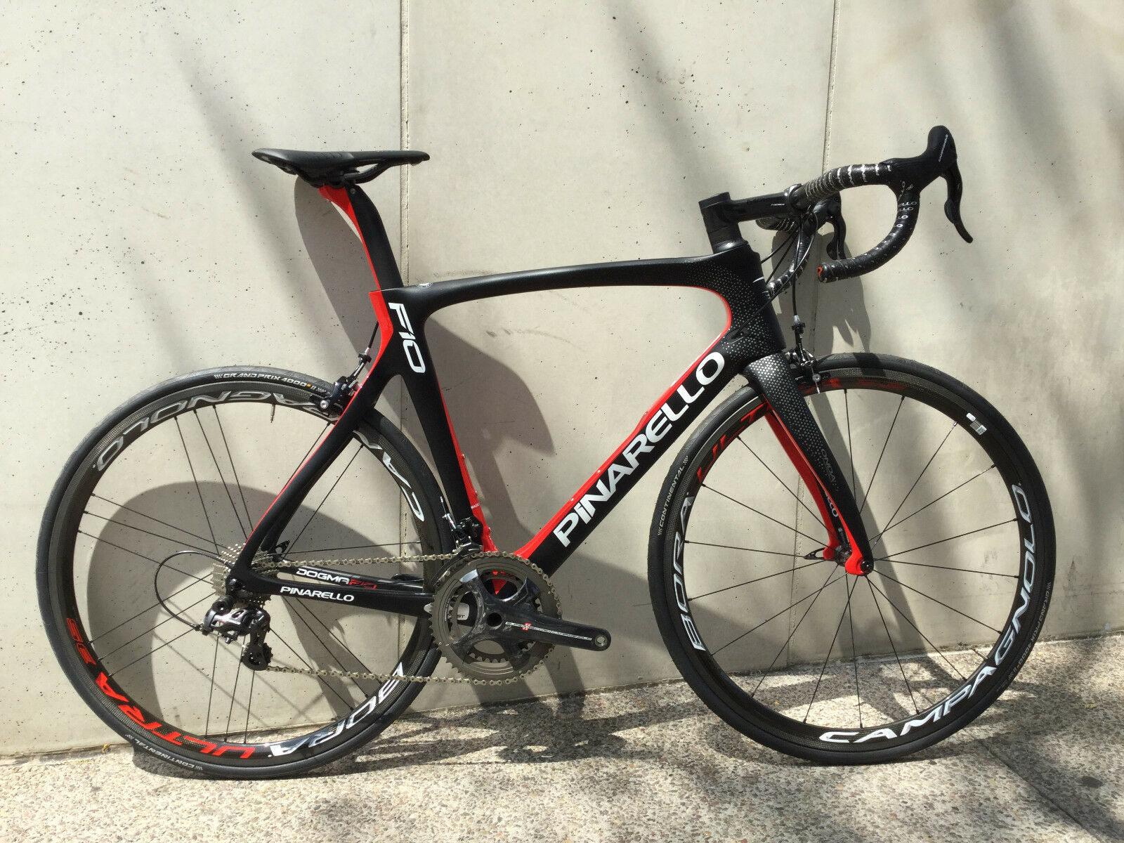 Pinarello Dogma F10 Super Record Build - 57.5