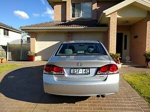 2010 Honda Civic Sedan Glenwood Blacktown Area Preview
