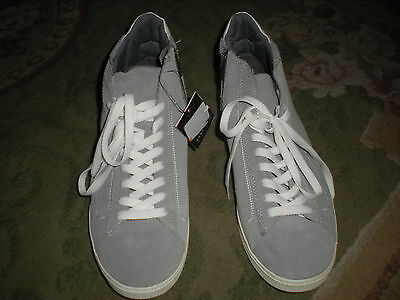 Zara Wear Footwear Collection-Mens Grey & White Walking Shoes-Size 11