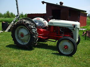 1951 Ford 8N Tractor.