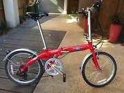 Dahon Ford Convertible 2.1 folding bike St Kilda Port Phillip Preview