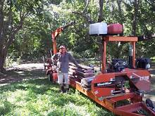 flying fin milling LT 15 portable sawmill Meadowbrook Logan Area Preview