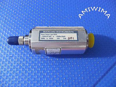POWER METER SENSOR Marconi IFR Aeroflex 6924 40GHz LOW LEVEL POWER -70dBm 40 GHz