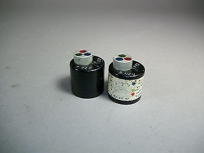 Lot Of 2 Daniels Dmc Turret Head Positioner N1 N44