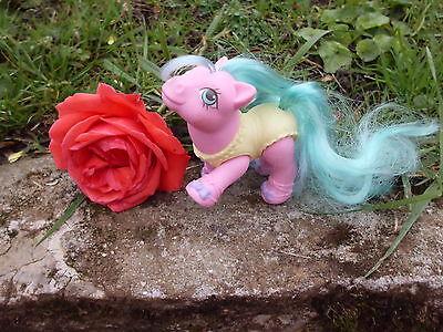 Mein kleines/My little Pony-Hasbro-90-Baby Ballerina-Baby Tanzglück/soft steps- ()