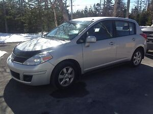 2008 6 Speed Nissan Versa