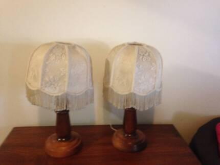 Lamps vintage