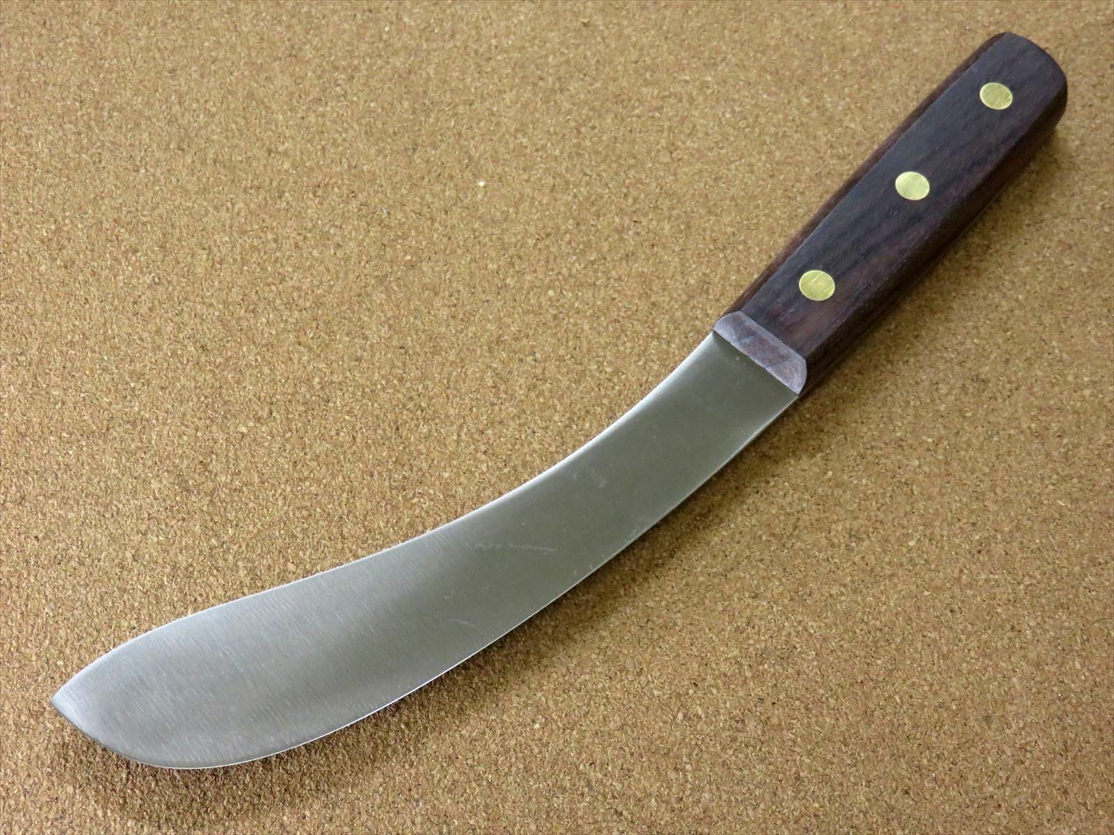 japanese masahiro kitchen kawahagi skinning knife 6 5