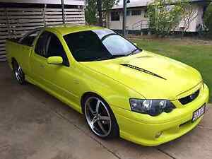 Swap manual xr8 for something with more seat Childers Bundaberg Surrounds Preview